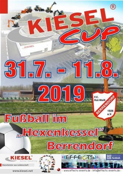 Kiesel Cup 2019