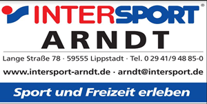 Sponsor - Intersport Arndt