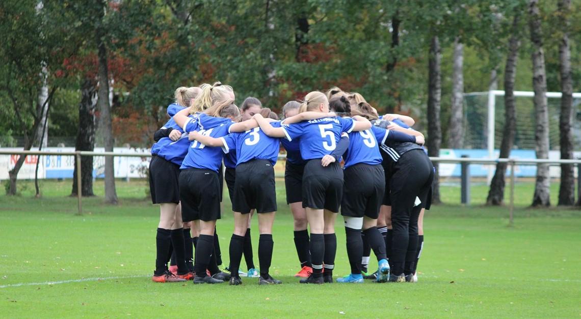 U17 Juniorinnen erkämpfen sich Punkt gegen Höxter