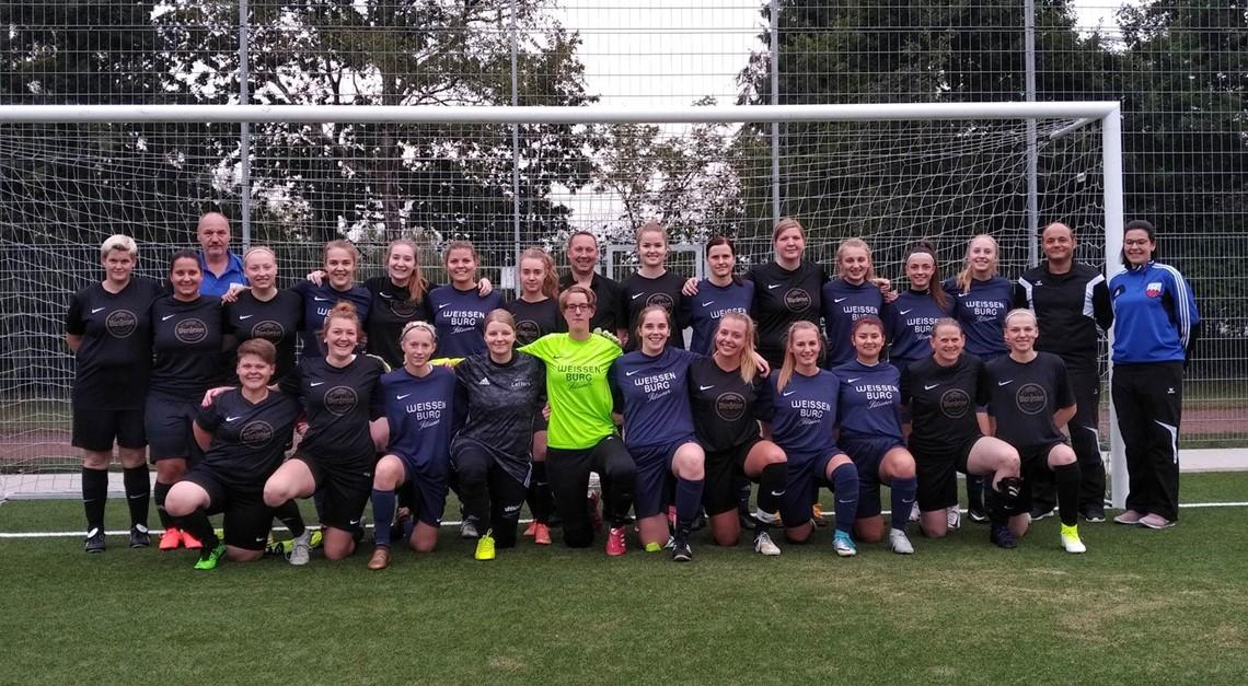 Frauenmannschaften erfolgreich