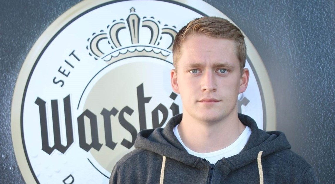 Justin Kemper in der Warsteiner Masters Top Elf