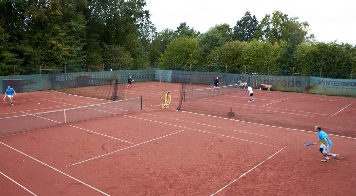 Spielbetrieb Tennis freigegeben