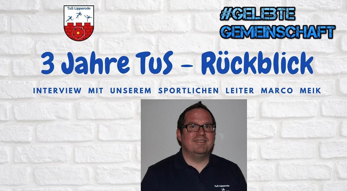 Interview mit Marco Meik