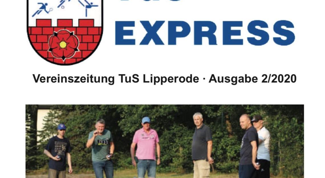 TuS Express 2/2020