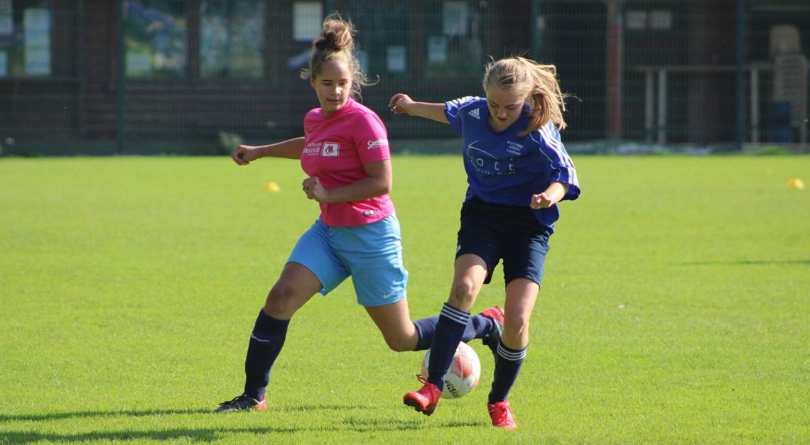 U15 und D-Jugend holen ersten Sieg