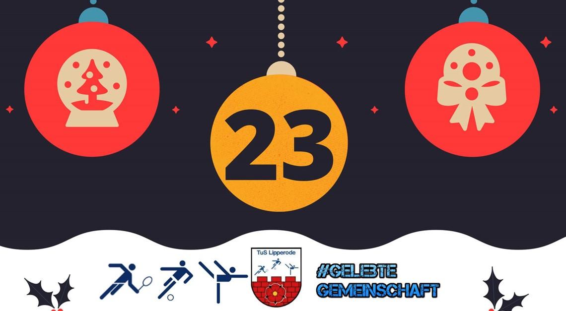 23 - Weihnachtsanprache
