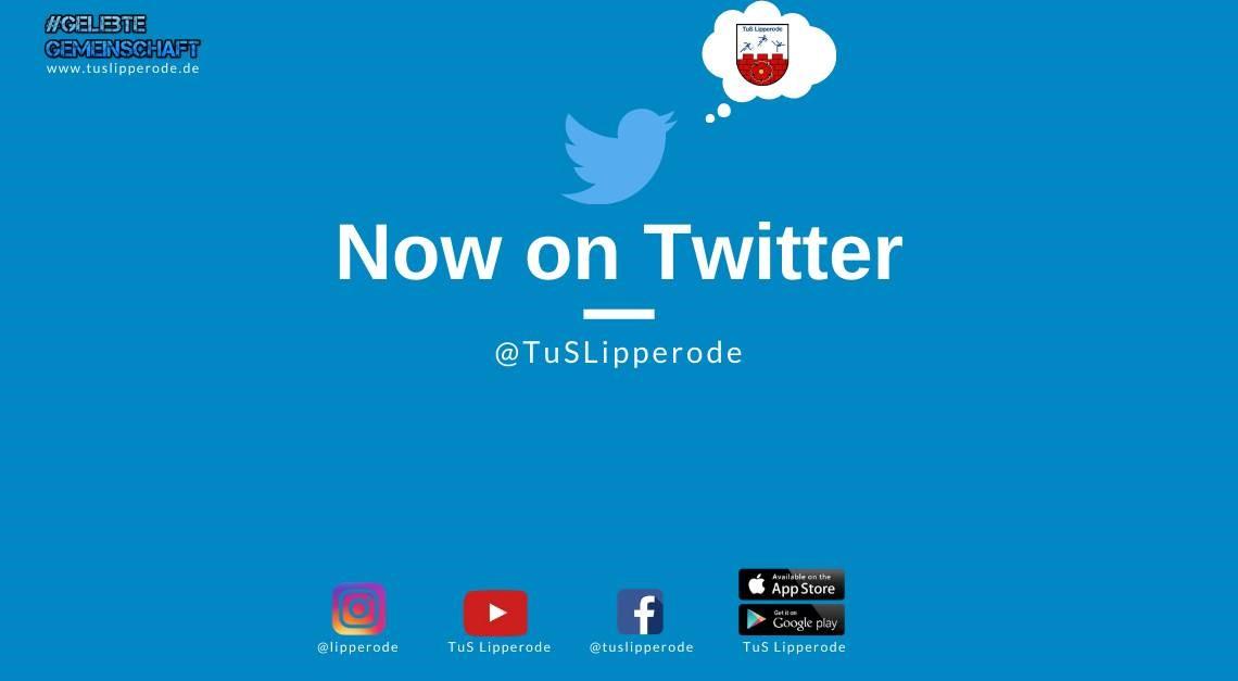 TuS jetzt bei Twitter