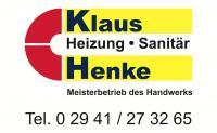 Sponsor - Klaus Henke