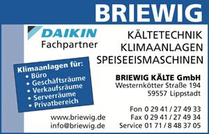 Sponsor - Briewig