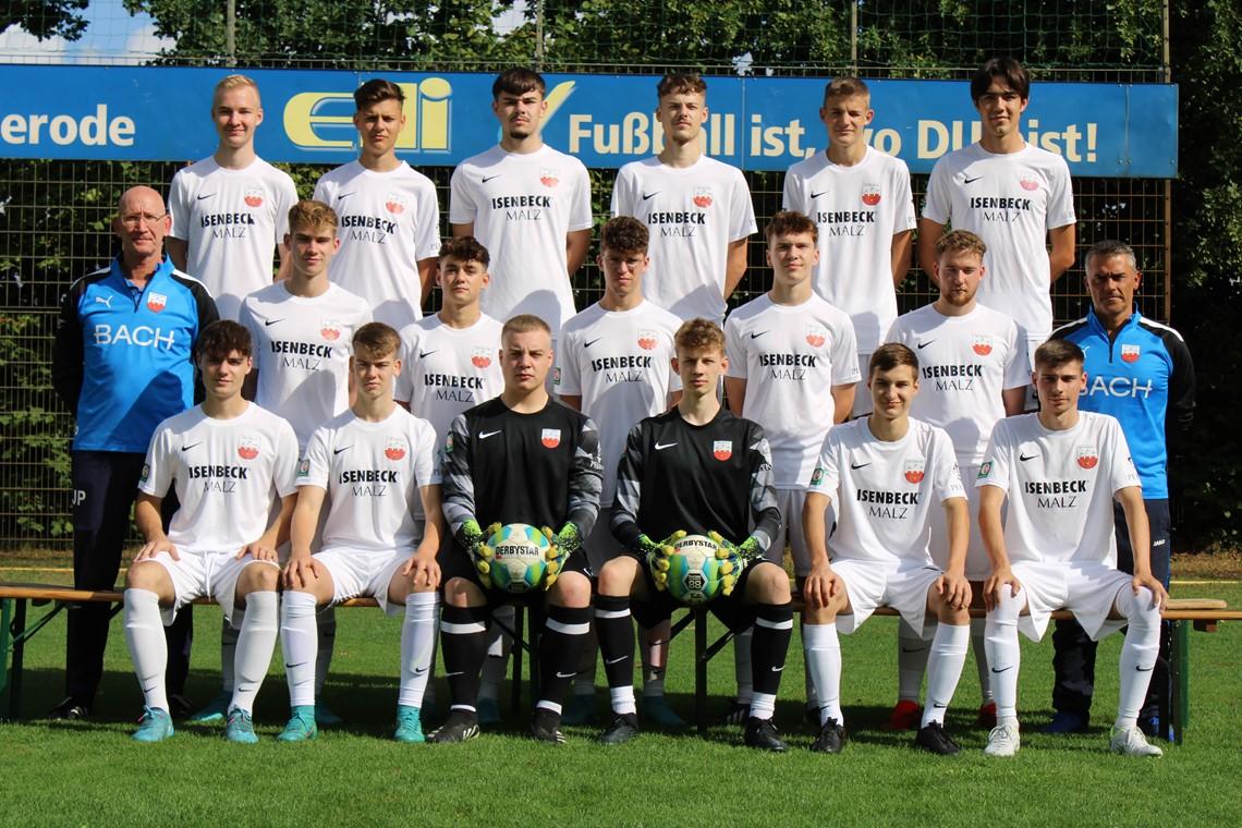 Mannschaftsfoto TuS Lipperode