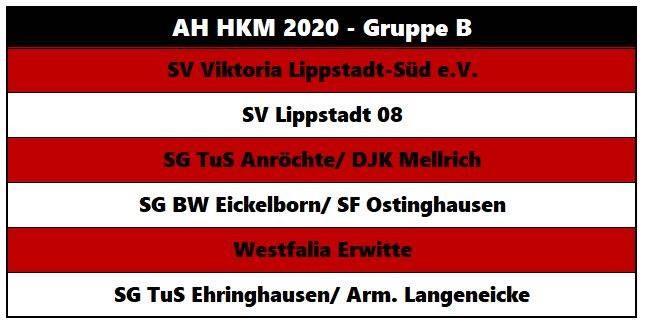 Ü32-Kreismeisterschaft in Warstein