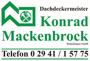 Sponsor - Konrad Mackenbrock GmbH