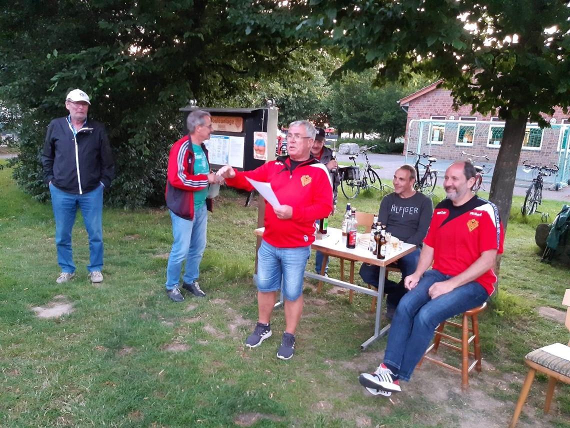 Mannschaftsfoto SV Viktoria Lippstadt 5