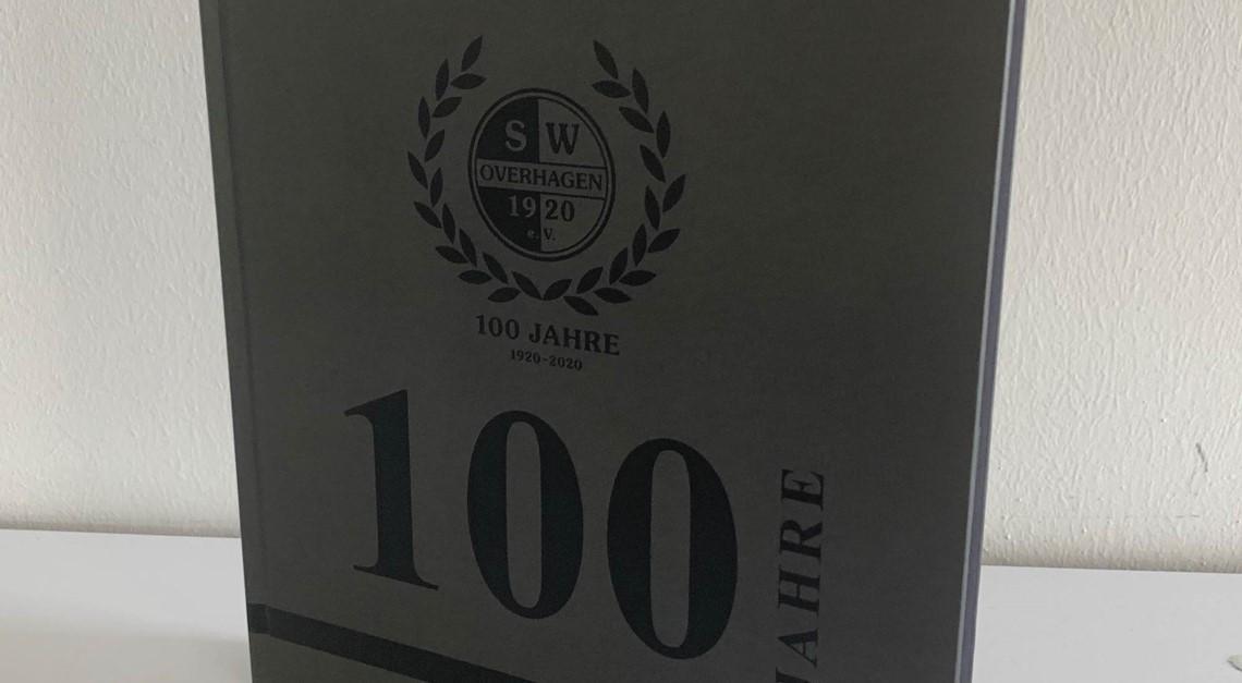 Chronik 100 Jahre SWO geht heute an den Start