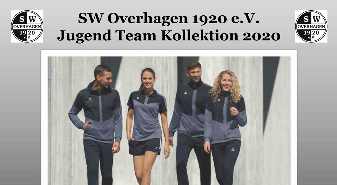 Jugend-Team Kollektion
