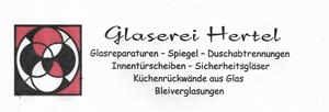 Sponsor - Kunstglaserei Hertel
