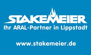 Sponsor - Aral Adolf Stakemeier