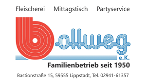 Sponsor - Fleischerei Bollweg
