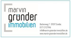Sponsor - Marvin Gründer