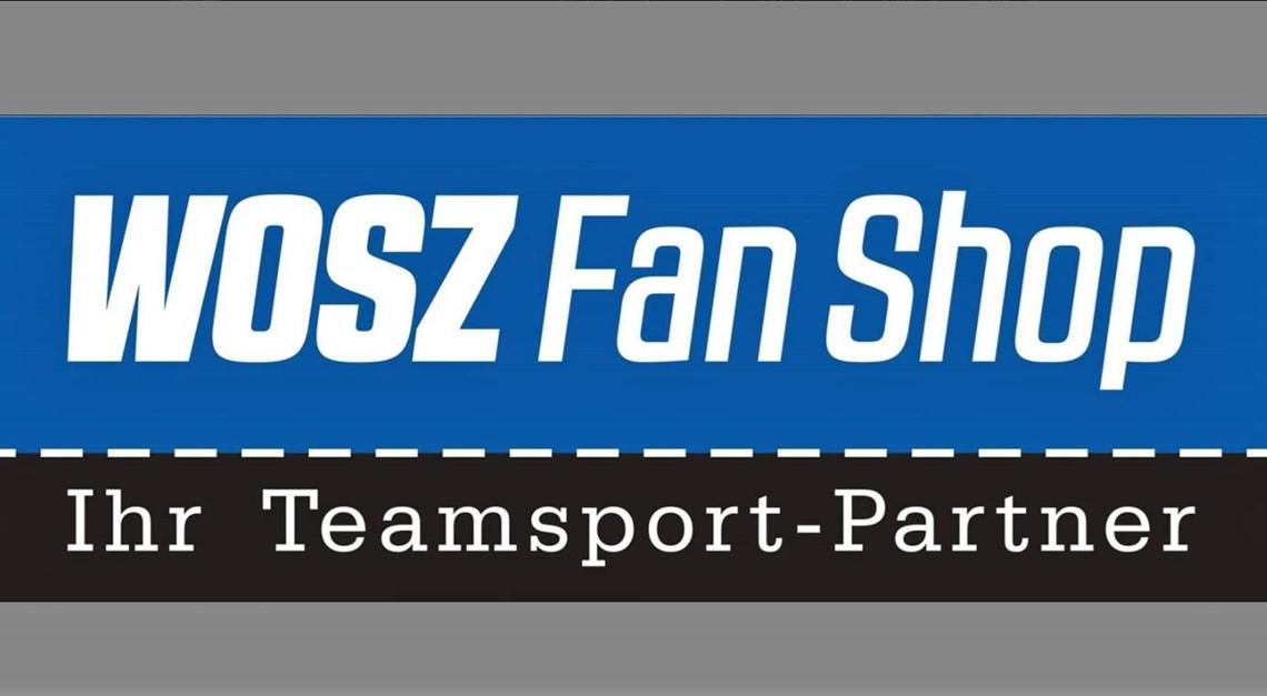 WOSZ Fan Shop als neuer Ausrüster