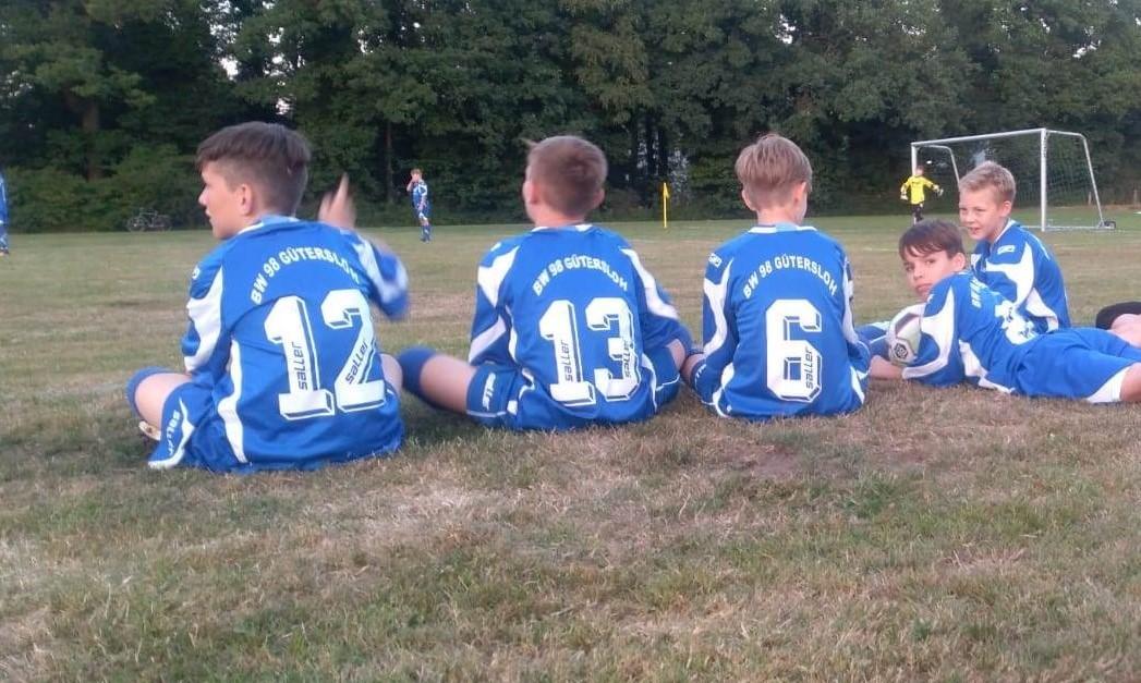 Mit 8 Jugendmannschaften in die neue Saison