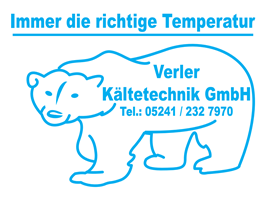 Sponsor - Verler Kältetechnik