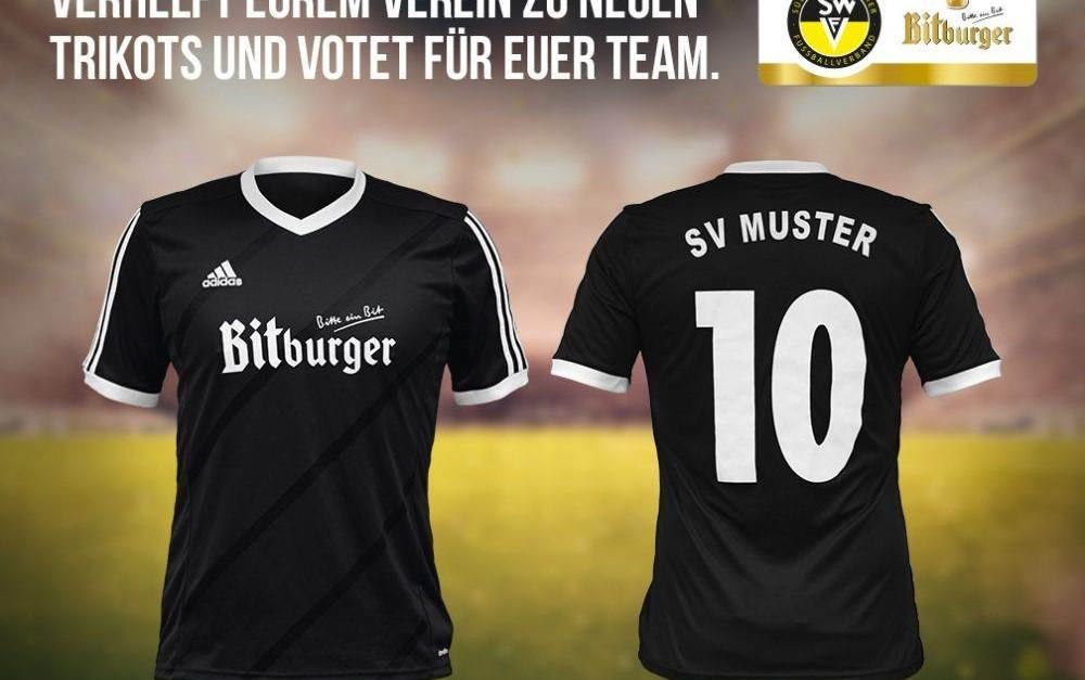 Bitburger Gewinnspiel,Votet für den TuS!!