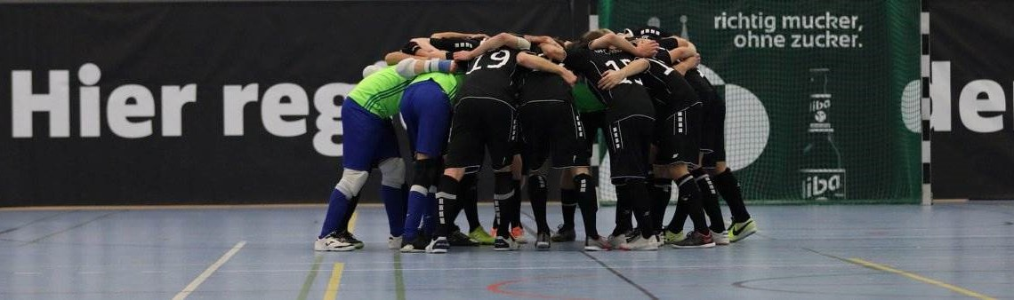 Winterpause in der Futsalliga West: