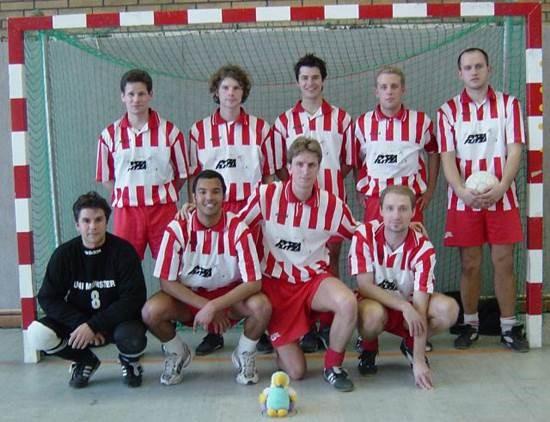 Münsteraner HSP-Turnier 2003