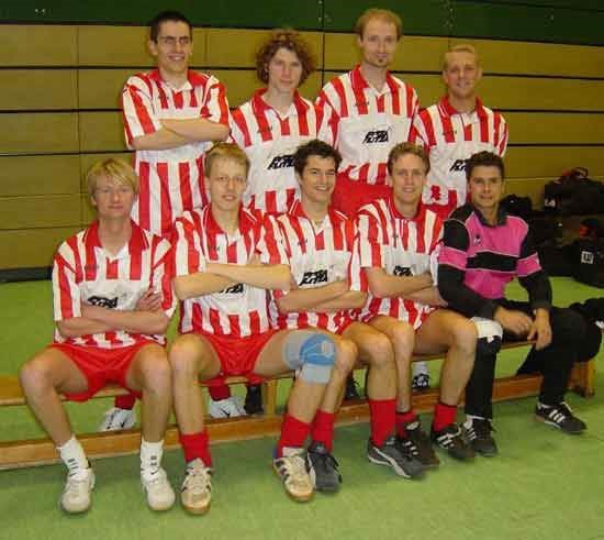 Mini-Freundschafts-Turnier in Bremen.