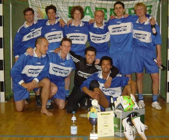 ISFF World Inter-University Futsal Championship 2003, Qualifikations-Turnier