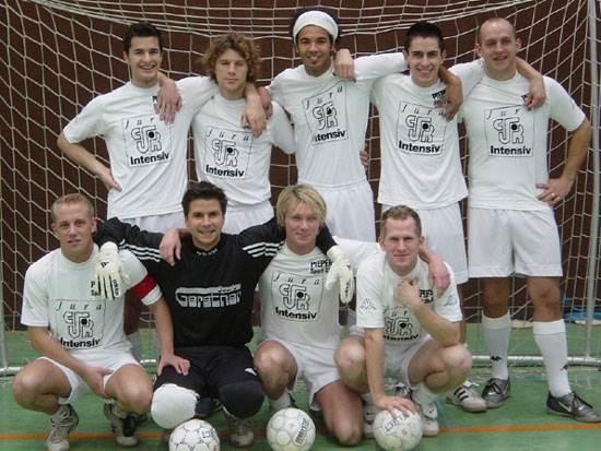HSP-Nikolausturnier 2003, Disziplin FUTSAL Münster / Westfalen