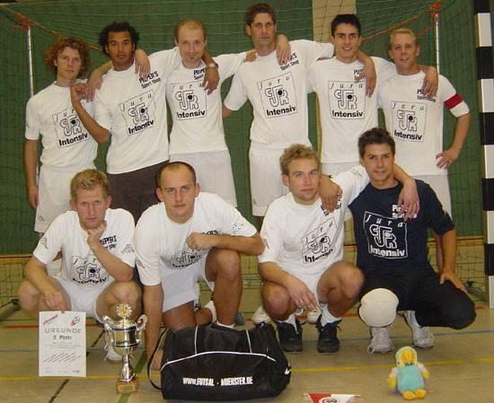 Oberhavel-Cup in Velten , Brandenburg