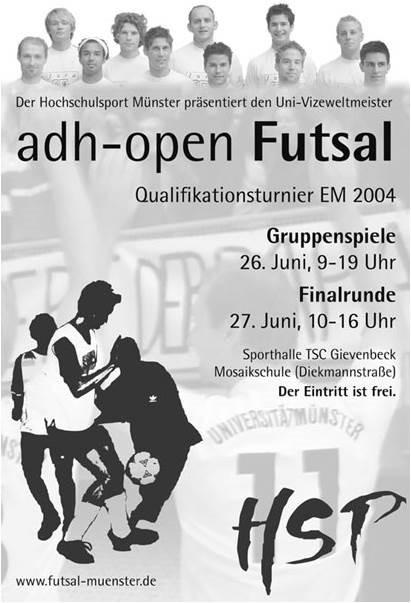 adh-Open FUTSAL 2004
