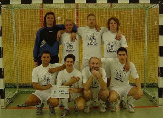 German Futsal Open 2004, Frankfurt (Hessen)