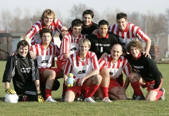 Hallenfußball-Kreismeisterschaft 2005, Peter-Demling-Halle, Hensenstrasse 100, Münster