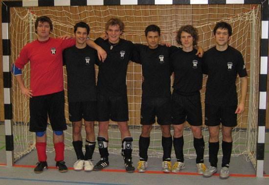 Finalturnier des 2. Baden-Württembergischen Futsal-Cups, Stuttgart