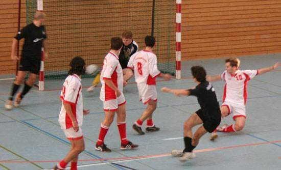 adh-Open Futsal 2005 in Münster