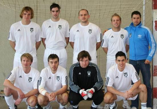 1. Wuppertaler Futsal-Turnier, vom FVN-Kreis 3 (Wuppertal)