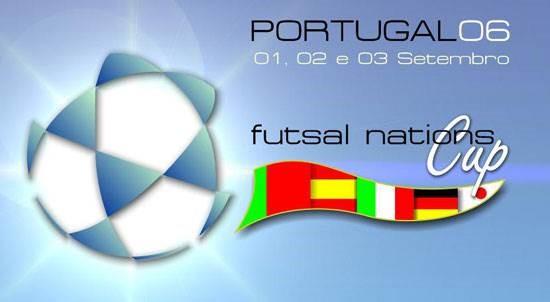 1. Futsal Nations Cup, Portugal