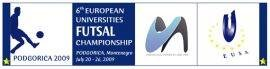 6th European Universities Futsal Championship