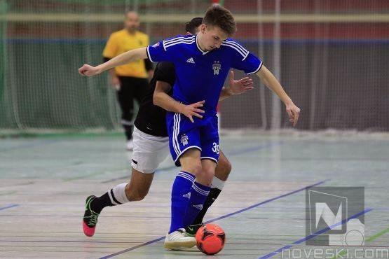 DFB-Futsal-Cup 2015, Viertelfinale