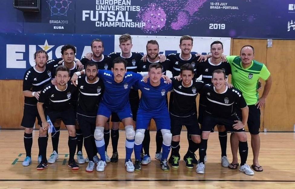 Unsere Jungs bei der Europameisterschaft in Braga