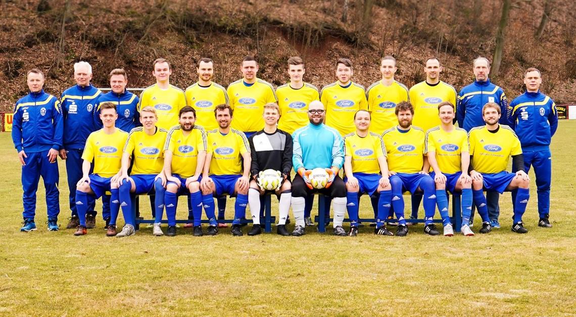 Niederlage gegen den FC Sachsen Steinpleis Werdau