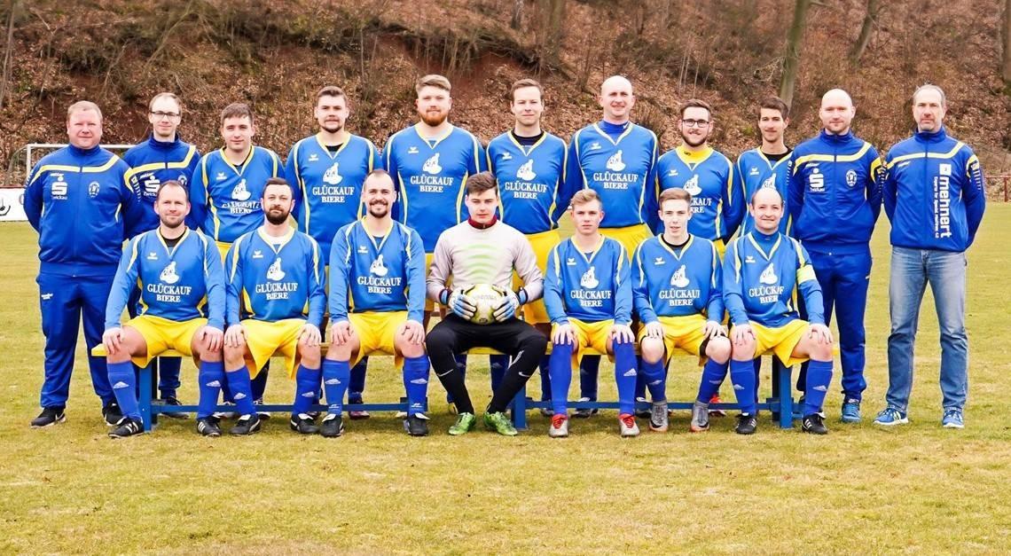 Blau-Gelb siegt 4:1 gegen FC 02 Zwickau