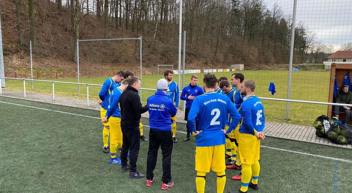 Blau-Gelb gewinnt 4:1 gegen SV Eiche Reichenbrand