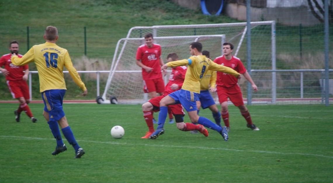 Derby gegen Thurm endet 0:0 unentschieden