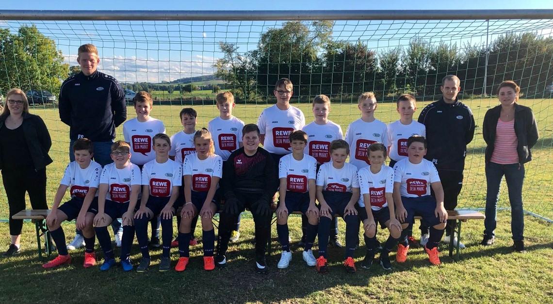 U13 II qualifiziert sich für die Kreisliga