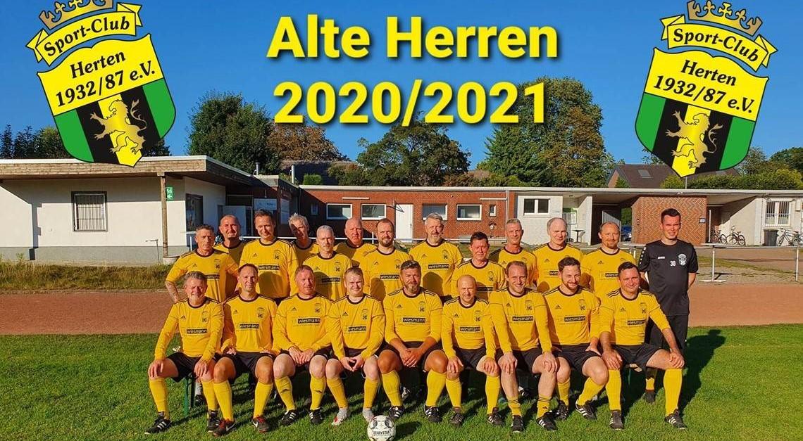 Alte Herren 2020/2021 - Legenden spielen weiter!