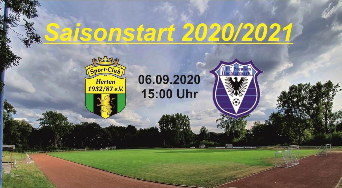 Erste Mannschaft startet in die Saison 2020/21